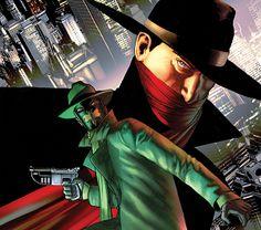 Review: The Shadow/Green Hornet: Dark Nights By Michael Uslan
