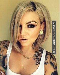 bob hairstyles | So neat – Bob Hairstyles 2016 Bob Life she couldn't look better ...