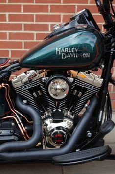 Harley D, Custom Harleys, Grand National, Motor Company, Custom Paint, Racing, Motorcycle, Wheels, La Perla Lingerie