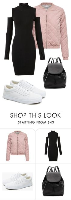 """""""kendall jenner"""" by nicole-ler on Polyvore featuring Versus, Vans and Witchery"""