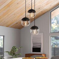 Globe Chandelier, Linear Chandelier, Pendant Lighting, 3 Light Chandelier, Chandeliers, Contemporary Pendant Lights, Modern Pendant Light, Vanity Lighting, Home Lighting