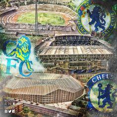 Stamford Bridge: Past, Present & Future