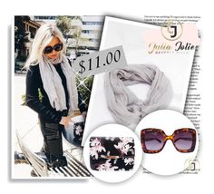 """""""SHOP - Julia Jolie Beverly Hills"""" by ladymargaret ❤ liked on Polyvore featuring Black Orchid"""