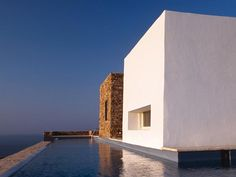 House - Cycladic Islands, Greece / design by Deca Architecture