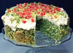 Ciasto szpinakowe, czyli Leśny Mech