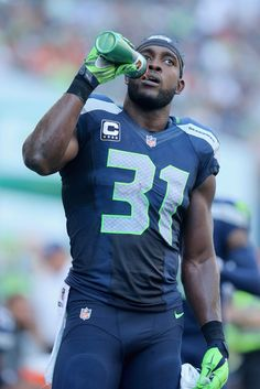 Kam Chancellor | ... kam chancellor strong safety kam chancellor 31 of the seattle seahawks