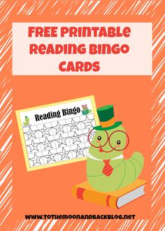 FREE Reading Bingo Cards