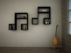 musica                                                                                                                                                                                 Más Floating Shelves, Interior, Home Decor, Ecuador, Heaven, Indoor, Homemade Home Decor, Floating Bookshelves, Interior Design