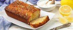 Egyszerű citromos kókuszkenyér - Illatos és nagyon puha - Receptek | SóBors Banana Bread, French Toast, Low Carb, Tasty, Favorite Recipes, Cookies, Breakfast, Cake, Almond Meal