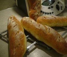 des baguettes comme chez le boulanger, recettes.fr by ankypanky on www.rezeptwelt.de