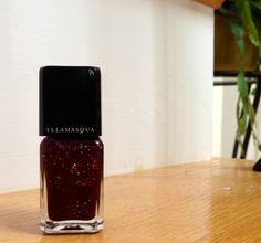 Illamasqua's Glitterati: it's the perfect new take on fall's bourdeaux wine obsession