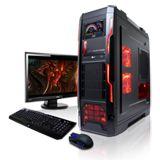 CyberPower Black Pearl Intel® Core™ i7-3820 Processor 32GB 16GB Vengeance 1866MHz RAM MSI X79 USB3