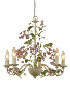 Grace Mini Chandelier by AF Lighting on @HauteLook