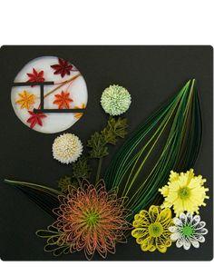 Botanical Quilling Japan
