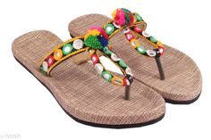 Flats Ethnic Synthetic Women's Footwear Material: Outer Material - Synthetic Sole Material - TPR UK/IND Size: IND -3  IND - 4 IND - 5 IND - 6 IND - 7 IND - 8 IND - 9 Description: It Has 1 Pair Of Women's Footwear Work: Embroidery Country of Origin: India Sizes Available: IND-8, IND-9, IND-10, IND-2, IND-3, IND-4, IND-5, IND-6, IND-7   Catalog Rating: ★4.2 (1693)  Catalog Name: Femme Ethnic Synthetic Women's Footwear Vol 11 CatalogID_170893 C75-SC1071 Code: 012-1331871-994