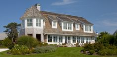 Photos of fine Cape Cod Homes - House at Cabots Corner - Cape Cod Architects