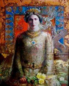 prominent Iranian princess Azardokht