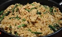 Chicken Fried Rice Recipe.  One of many Healthy, Cheap & Easy meals in our FREE E-Cook Book!  Get it here... fitness