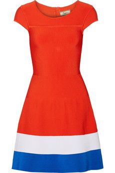 Issa Stretch-knit dress | THE OUTNET £247.50 Original price £550 55% off