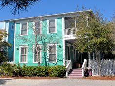 Seaside, Florida Rental Exterior