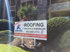Commercial roofing contractors in Myrtle Beach SC. Surfside Beach, Commercial Roofing, Murrells Inlet, Pawleys Island, Little River, Myrtle Beach Sc, Classic Architecture, Roofing Contractors, The Unit