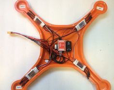 water proof drone body