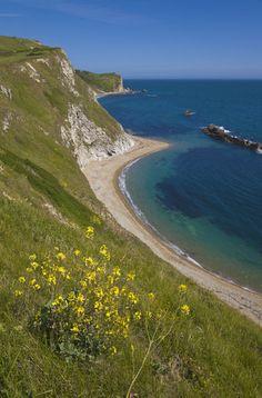 Jurassic Coast, Lulworth, Dorset, England