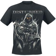 Lost Souls - T-shirt van Disturbed