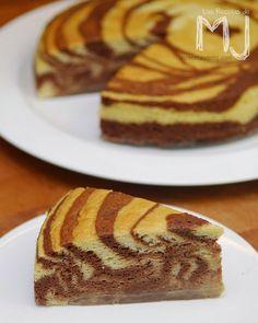 Cebra cheesecake