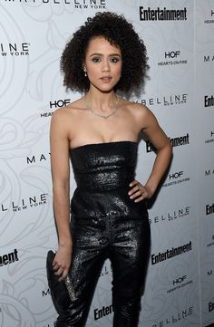 Nathalie Emmanuel Photos Actress Nathalie Emmanuel attends the Entertainment Weekly Celebration of Screen Actors Guild Award Nominees sponsored by Maybelline New York at Chateau Marmont on January 2017 in Los Angeles, California. Stunning Women, Beautiful Celebrities, Beautiful Actresses, Beautiful People, Black Celebrities, Celeb Leaks, Nathalie Emmanuel, Hollywood Actresses, Celebrity Photos