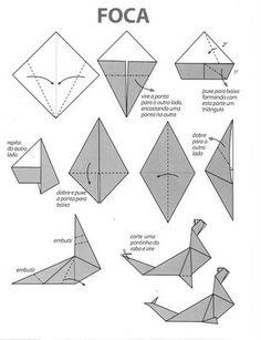 Wolf Origamiorigami Wolfwolf Origami Instructionsorigami