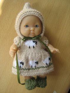Knitting+Pattern+for+5+Berenguer+Dolls+by+DesignerDollsClothes