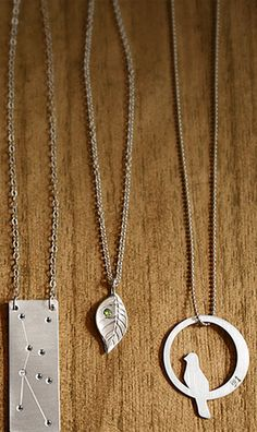 Great Sterling Silver necklaces.