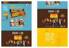 Awake Chocolate packaging and website  Font in use: Populaire   PintassilgoPrints