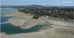 07/22/2015 - Aerial video reveals drought-ravaged lakes worse than imagined - California