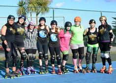 Cornwall Roller Derby will be putting on a free bout in aid of Macmillan Cancer, Sunday 2nd August at Gylly Tennis Courts.
