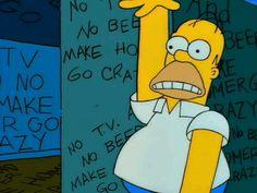 33 carteles en Los Simpsons que pasaron desapercibidos