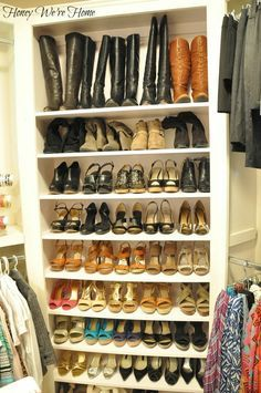 Beau Closet Reveal | Organizing, Bedrooms And Room