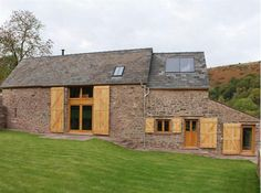 Vintage Joinery :: South Wales | Abergavenny Oak Barn Conversion Windows