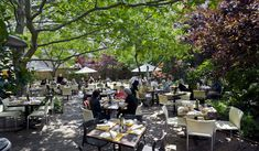 Piccolo Sogno: The most beautiful outdoor dining in Chicago.