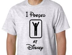 Disney Family Shirts Funny Disney Shirts I by RandomWearApparel