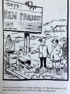 R.K. Laxman's Cartoons: February 2016