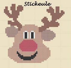 R , You are in the right place about topflappen stricken anleitung He Christmas Knitting, Christmas Cross, Cross Stitch Charts, Cross Stitch Patterns, Pony Bead Crafts, Crochet Wall Hangings, C2c Crochet, Reno, Pony Beads
