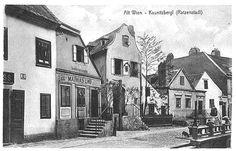 magdalenengrund | Es war einmal - Kaunitzbergl Ratzenstadl in Mariahilf - Mariahilf ... Scenery Pictures, Vienna, History, Painting, Vintage, Photos, Concerts, Places, Vacation