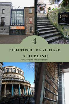 Le 4 migliori biblioteche da non perdere a Dublino