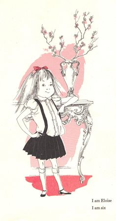 Eloise who lives at the Plaza