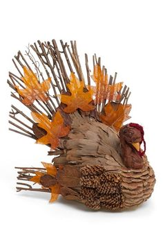 Free shipping and returns on JIM MARVIN Twig Turkey Figurine at Nordstrom.com. Add a rustic touch to your fall décor with a crafty turkey crafted from naturalistic elements.