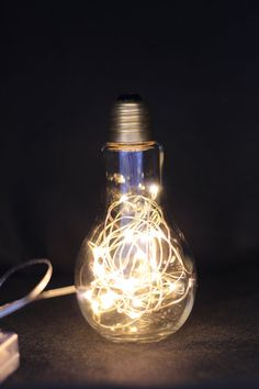 Decorative Light Bulb by TheSunroom252 on Etsy