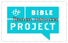 Internet Hulpbronne: The Bible Project