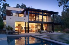 CALIFORNIA HOMES via A House in the Hills